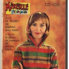 Cómics: MIRELLE, L´INTRÉPIDE. Nº 379. AÑO 1963. EDICIÓN ORIGINAL FRANCESA. (RF.MA) C/35. Lote 49195095