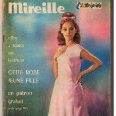 Cómics: MIRELLE, L´INTRÉPIDE. Nº 386. AÑO 1963. EDICIÓN ORIGINAL FRANCESA. (RF.MA) C/35. Lote 49195174