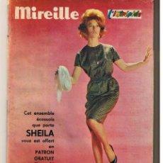Cómics: MIRELLE, L´INTRÉPIDE. Nº 391. AÑO 1963. EDICIÓN ORIGINAL FRANCESA. (RF.MA) C/35. Lote 49195206