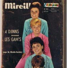 Cómics: MIRELLE, L´INTRÉPIDE. Nº 394. AÑO 1963. EDICIÓN ORIGINAL FRANCESA. (RF.MA) C/35. Lote 49195226