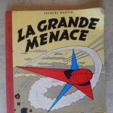 Cómics: LA GRANDE MENACE, COLLECTION DU LOMBARD, 1957. Lote 49701807