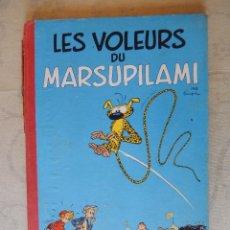 """Cómics: LES AVENTURES DE SPIROU ET FANTASIO """"LES VOLEURS DU MARSUPILAMI"""", DUPUIS, 1954. Lote 49701825"""