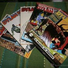 Cómics: LOTE 3 EJEMPLARES DYLAN DOG - Nº 5,6,122 - COLLEZIONE BOOK - AÑOS 90. Lote 49904872