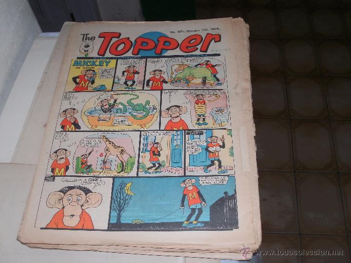 THE TOPPER 871 (Tebeos y Comics - Comics Lengua Extranjera - Comics Europeos)