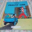 Cómics: TINTIN OBJECTIF LUNE CASTERDAM 1953. FRANCÉS . Lote 50295431