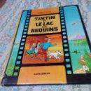 Cómics: L´ÁLBUM DU FILM TINTIN ET LE LAC AUX REQUINS 1973 ALBUMS D´HERGÉ CASTERMAN . Lote 50325559