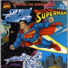 Cómics: SUPERMAN - SILVER SURFER - MARVET-DEUTSCHAND (ALEMANIA) - PEREZ & LIM. Lote 50562606
