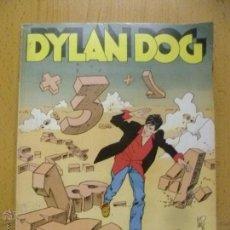 Cómics: DYLAN DOG - 125 - TRE PER ZERO (EN ITALIANO) 1997. Lote 50564433