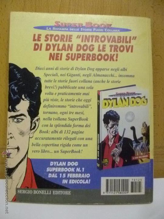 Cómics: Dylan Dog - 125 - Tre Per Zero (en Italiano) 1997 - Foto 7 - 50564433