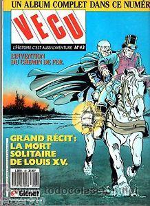VECU Nº 43 (Tebeos y Comics - Comics Lengua Extranjera - Comics Europeos)