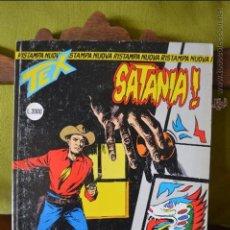 Cómics: TEX 5- SATANIA ! - 1996 - SERGIO BONELLI EDITORI - NUOVA RISTAMPA - ITALIANO. Lote 50831402