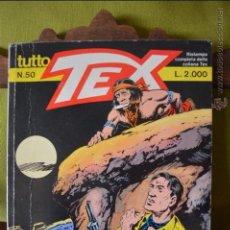 Cómics: TUTTO TEX 50 - I FIGLI DELLA NOTTE - 1985 - EDITORIALE DAIM PRESS - FIEG - L.2000 - ITALIANO . Lote 50831505