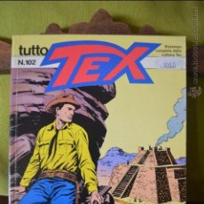 Cómics: TUTTO TEX 102 - SIERRA ENCANTADA - 1985 - EDITORIALE DAIM PRESS - FIEG - L.2000 - ITALIANO . Lote 50831601