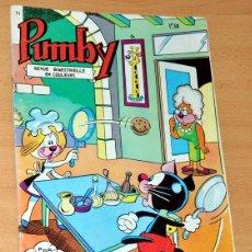 Cómics: PUMBY EN FRANCÉS - Nº 11 - DE JOSÉ SANCHÍS - EDITADO EN FRANCIA - AÑO 1971. Lote 51077302