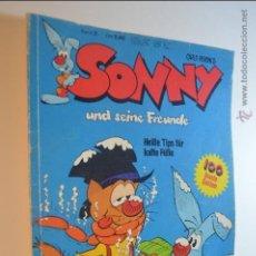Cómics: SONNY UND SEINE FREUNDE - CARLO PERONI'S - PRODUZIONE COMICS - 1980. Lote 51223778