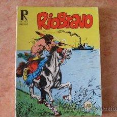 Cómics: RIO BRAVO,COLECCION COLLANA RODEO Nº 136,EDITORIALE CEPIM,SEPTBRE 1978,DE S. BONELLI,IDIOMA ITALIANO. Lote 51224900