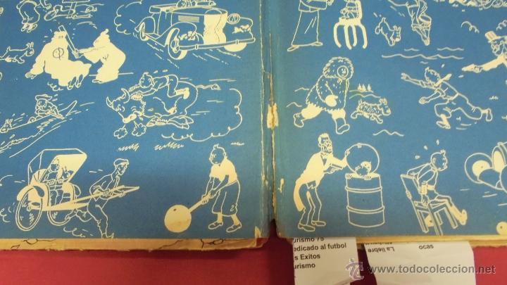 Cómics: LES AVENTURES DE TINTIN. L'ETOILE MYSTÉRIEUSE. ÉDITION CASTERMAN. 1955. EN FRANCÉS. - Foto 2 - 51447351