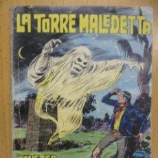 Cómics: LA TORRE MALEDETA - MISTER NO - 1983. Lote 51742385