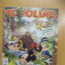 Cómics: TOPOLINO, Nº 2565, (COMIC EN ITALIANO). Lote 51742616
