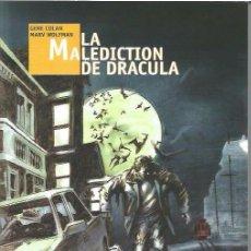 Cómics: LA MALEDICTION DE DRACULA (VERTIGE GRAPHIC,1999) - GENE COLAN - MARV WOLFMAN - EN FRANCES. Lote 52290280