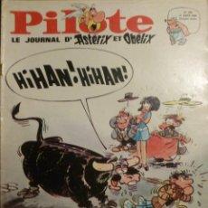 Cómics: PILOTE Nº 439. 21-03-1968.. Lote 52314389