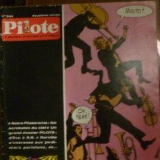 Cómics: PILOTE Nº 544. 09-04-1970. . Lote 52314547