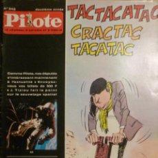 Cómics: PILOTE Nº 548. 07-05-1970. . Lote 52314580