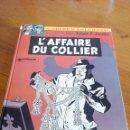 Cómics: L AFFAIRE DU COLLIER BLAKE ET MORTIMER. DARGAUD 1967.ORIGINAL.. Lote 52396178