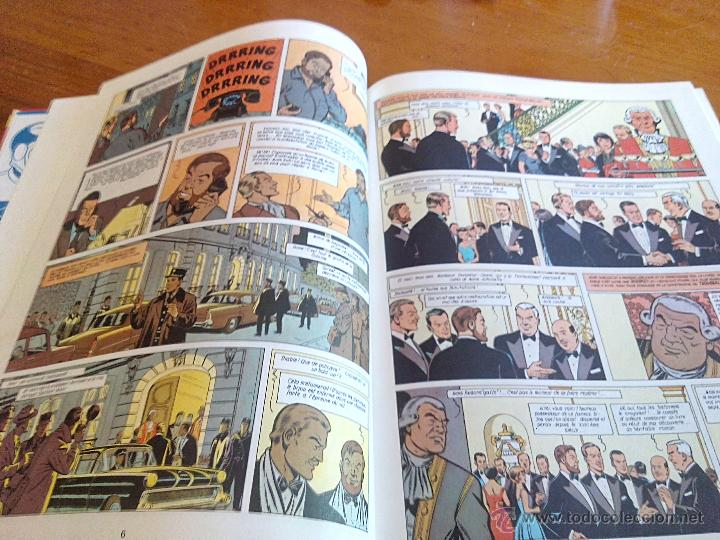 Cómics: l affaire du collier blake et mortimer. dargaud 1967.original. - Foto 6 - 52396178