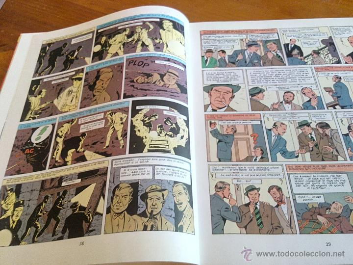 Cómics: l affaire du collier blake et mortimer. dargaud 1967.original. - Foto 7 - 52396178