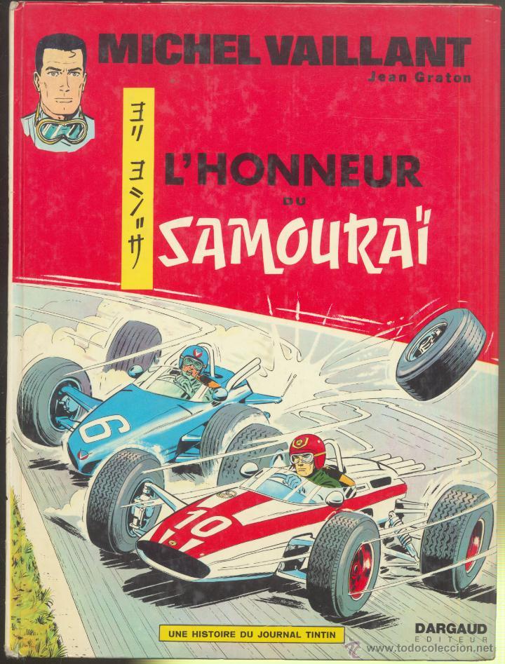 MICHEL VAILLANT - L'HONNEUR DU SAMOURAI- 1966 (Tebeos y Comics - Comics Lengua Extranjera - Comics Europeos)