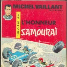 Cómics: MICHEL VAILLANT - L'HONNEUR DU SAMOURAI- 1966. Lote 52410799