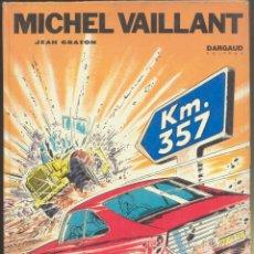 Cómics: MICHEL VAILLANT- KM.357 - 1971. Lote 52411043