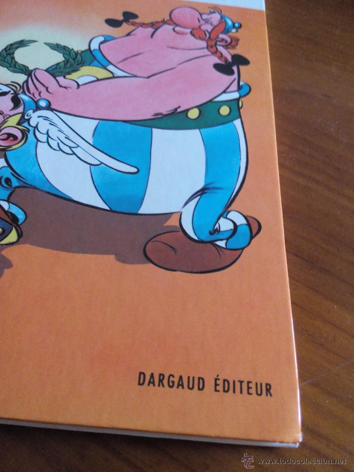 Cómics: UNE AVENTURA D´ ASTERIX. les lauriers de césar. DARGAUD 1972 - Foto 3 - 52424306