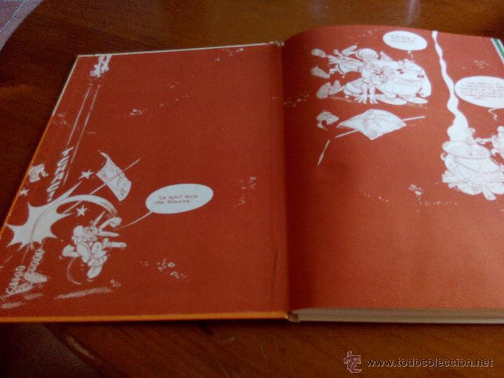 Cómics: UNE AVENTURA D´ ASTERIX. les lauriers de césar. DARGAUD 1972 - Foto 4 - 52424306