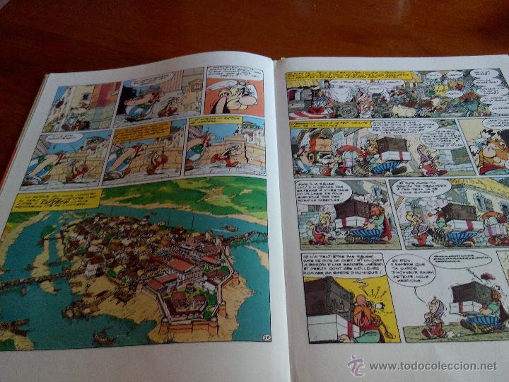 Cómics: UNE AVENTURA D´ ASTERIX. les lauriers de césar. DARGAUD 1972 - Foto 7 - 52424306
