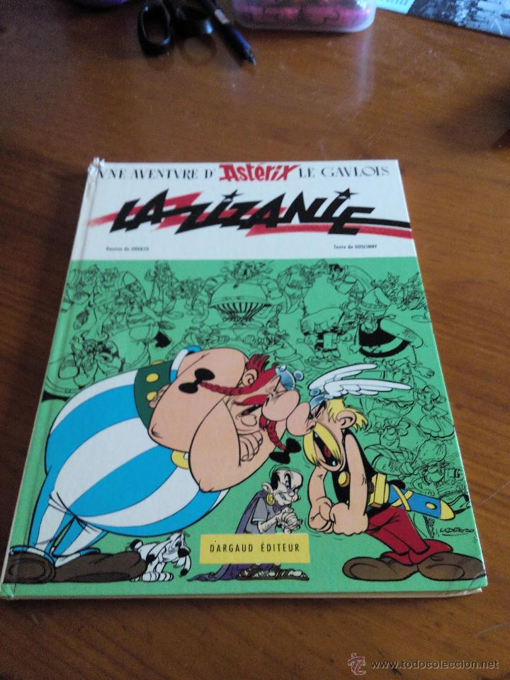 UNE AVENTURA D´ ASTERIX. LA ZIZANIE. DARGAUD 1970 (Tebeos y Comics - Comics Lengua Extranjera - Comics Europeos)