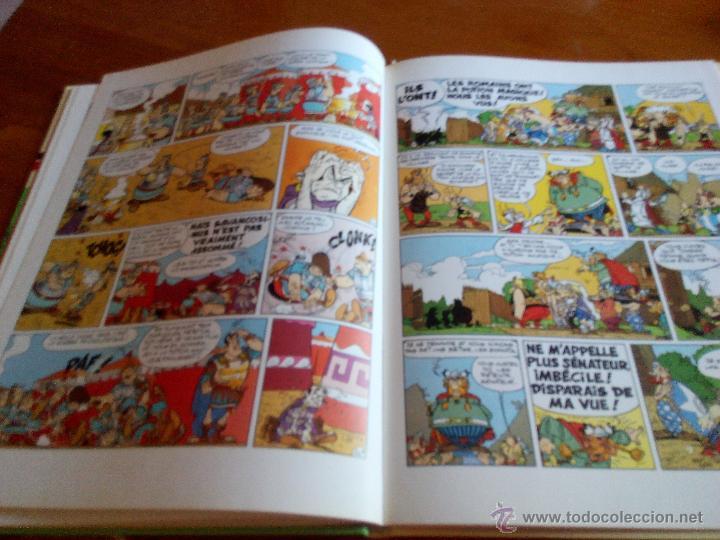 Cómics: UNE AVENTURA D´ ASTERIX. La zizanie. DARGAUD 1970 - Foto 7 - 52424704