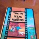 Cómics: L´ÁLBUM DU FILM TINTIN ET LE LAC AUX REQUINS 1973 ALBUMS D´HERGÉ CASTERMAN. Lote 52425875