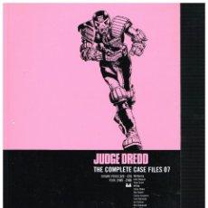 Cómics: JUDGE DREDD INTEGRAL 7.ORIGINAL EN INGLÉS. EDIT. 2000AD.. Lote 52970900