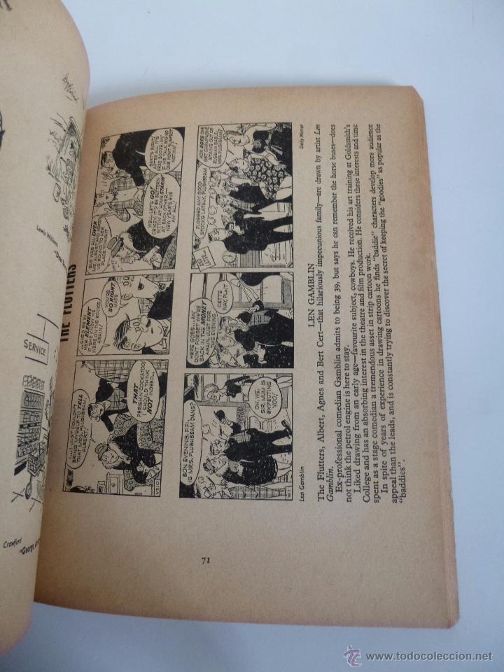Cómics: BRITISH CARTOONISTS ALBUM Nº 2. EDITED BY IAN SCOTT PANTHER BOOK, 1965 - Foto 3 - 53169780