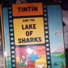 Cómics: TINTIN LAKE OF SHARKS EDICIONES EL PRADO NUMERO 22 INGLES. Lote 53192250