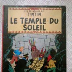 Cómics: TINTIN: LE TEMPLE DU SOLEIL DE HERGÉ (EN FRANCES). Lote 53450613