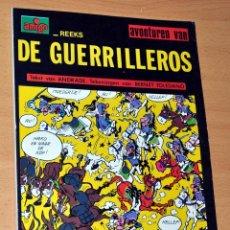Cómics: LOS GUERRILLEROS - BERNET TOLEDANO - EN NEERLANDÉS (HOLANDÉS) - SERIE AMIGO Nº 3 - EDIT BÉLGICA 1972. Lote 53589995