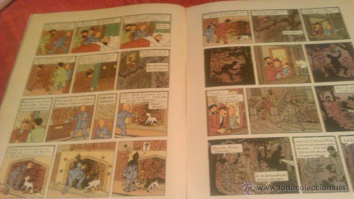 Cómics: tintin les 7 boules de cristal 1951 edition original.albums herge - Foto 13 - 53689483