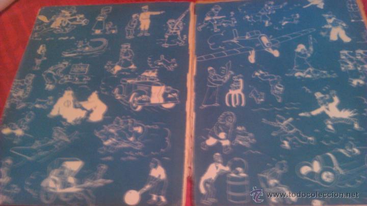 Cómics: tintin les 7 boules de cristal 1951 edition original.albums herge - Foto 14 - 53689483
