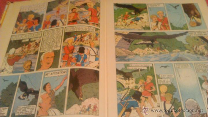 Cómics: jacques martin : edition original alix le tombeau etrusque 1968 - Foto 8 - 53689791