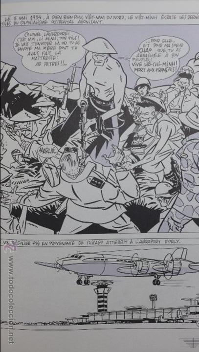 Cómics: Daniel Torres. Sabotage. (Sabotaje). Edición belga. 1a edición 1983. Ed. Magic-Strip - Foto 4 - 54518037