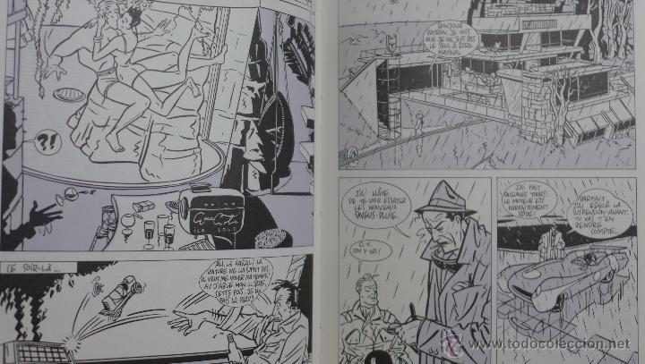 Cómics: Daniel Torres. Sabotage. (Sabotaje). Edición belga. 1a edición 1983. Ed. Magic-Strip - Foto 5 - 54518037