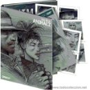 Cómics: ENKI BILAL - ANIMAL Z ALBUM (CASTERMAN,2009) + COFFRET CANAL BD EDITIONS. Lote 54947792